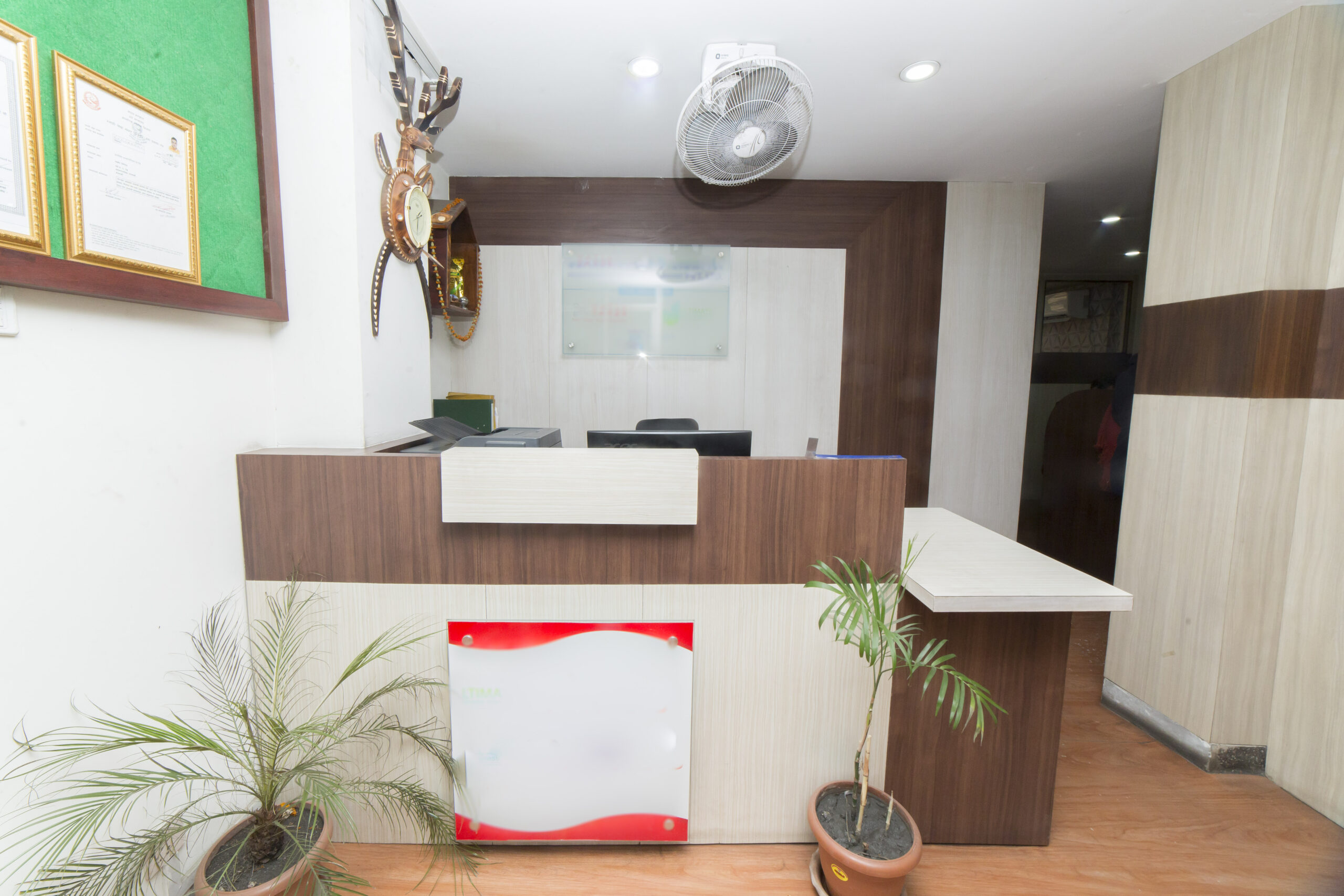 Flat for rent in Teku